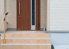 ドア工事画像