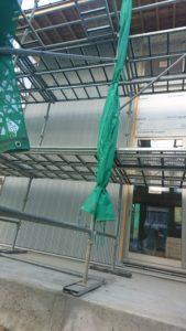 新築工事 外壁工事